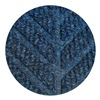 Andersen 22480710355070 Entrance Mat, Rubber, PET, Blue, 5.5 x 3 ft