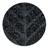 Andersen 22480700310070 Entrance Mat, Rubber, PET, Black, 9.5 x 3 ft