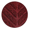 Andersen 22480773139070 Entrance Mat, Rubber, PET, Red, 13.9 x 3 ft