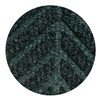 Andersen 22950720035070 Entrance Mat, Rubber/PET, Green, 5 x 3 ft