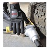 Valeo VI5001LGWWGL Anti-Vibration Glove, L, Black,