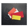 See All Industries TUF-G02YW        4'S Blank Tag, 3-3/4 x 1-7/8 In, Yel, PK25