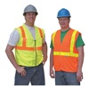 Ok-1 OK-SVLMO-3X High Visibility Vest, Class 2, 3XL, Lime