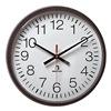 American E56BAAR314 WALL CLOCK CONTEMPORARY ELECTRIC 2 1/