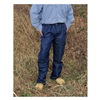 Swedepro 151042 Chainsaw Pants, Blue, Size 42 to 44x33 In