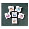 Oakton 35653-04 Buffer Solution Kit, pH, 4.01, 7.00, 20 mL