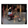 Approved Vendor M2020-CB-BLK-L4M Tricycle, 23 In Wheel, Black