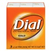 Dial Corporation 12402 3PK 4OZ Dial Soap Bar