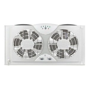 Jarden Consumer-Fans WP2043-UM WP Twin Wind Fan Read Reviews (1) Write