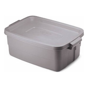 Rubbermaid 2214-TP-STEEL