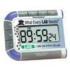 Control Company 5012 Multi-Colored Timer, 5/8 In. LCD