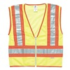 Ml Kishigo 1056/5X High Visibility Vest, Class 2, 5XL, Lime