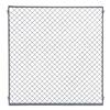 Wireway Husky 2-WO404 Wire Partition Panel, W 4 x H 4, PK 2