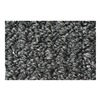 Notrax 138S0035CH Entrance Mat, Charcoal, 3/8 In, 3 x 5 ft