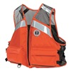 Mustang Survival MV1254 T1 S/M Life Jacket, S/M, Orange