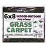 Jefferson Home Fashions GR68BG 6x8 GRN Grass Carpet