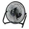 "Foshan Guanmei Electrical Co HVF4-RP WP 4"" Hi Velocity Fan"