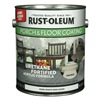 Rust-Oleum 248169 GAL WHT SG Porch Finish