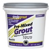 Custom Bldg Products PMG381QT QT BRTWHT PreMixGrout