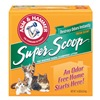 Church & Dwight Company 02200 20LB Super Scoop Litter