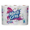 Georgia Pacific Corporation 30103 3PK Mardi Gras Towel, Pack of 10