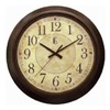 "Geneva/Advance Clock Co 4668G 14"" Geneva Wall Clock"