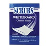 Scrubs 90801 Dry Erase Board Wipes, 6x8In, PK100