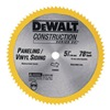 Dewalt Accessories DW9053 5-3/8 80T Saw Blade