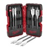 "Milwaukee Elec Tool 49-22-0175 8PC 6"" Spade Bit Kit"