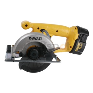 Dewalt DW935K Cordless Circular Saw Kit, 14.4V, 5-3/8 In Be the first ...