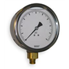 Wika 213.53 4 30PSI L Pressure Gauge, 4 In, 0 to 30 Psi