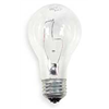 GE Lighting 60A/CL Incandescent Light Bulb, A19, 60W