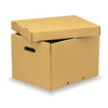 Stor-A-File By Sjpaper SB12153 Box, Storage, Brown, Pack of 25