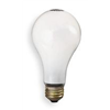 GE Lighting 100A/RS Incandescent Light Bulb, A21, 100/89W