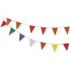 Jackson Safety 3010374 Pennants, Vinyl, Multicolor, 60 ft.