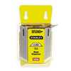 Stanley 11-931D Utility Knife Blade, With Dispenser, PK 70