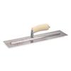 Marshalltown MXS64 Concrete Finish Trowel, 14 In, Wood