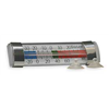 Taylor 5925 Thermometer, Freezer, -26 To 84F
