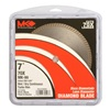 "MK Diamond Products 159107 7"" Continuous Rim Blade"