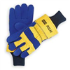 North By Honeywell 70/6465NK Cold Protection Gloves, L, Blue/Yellow, PR