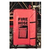 Approved Vendor 20897 ORDER 30 Fire Hose Cover, 32 In.L, 10 In.W, Red