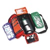 Approved Vendor 860OR Trauma Pack, 12 x 7 In, Orange