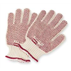 North By Honeywell 23/6145ZJ Abrasion Resistance Knit Glove, Palm, PR