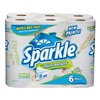 Georgia Pacific 01369 6Roll Spark Paper Towel, Pack of 4