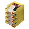 3M 503 RACK 4Tray Yellow Abrasive Rack