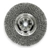 Weiler 01075 Wheel Brush, 6 In