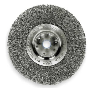 Weiler Wheel Brush, 10 In at Sears.com