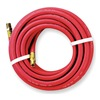 Speedaire 1Z666 Hose, Air, 1/4 In ID x 1/4 In NPT, 25Ft