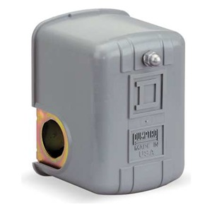 NEMA Square D Electromechanical Power Rated Pressure Switches 9013