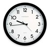 Approved Vendor 6NN65 Clock, Quartz, Round